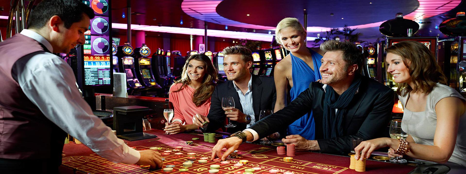 casino slide