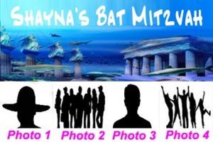Bat Mitzvah Photo Booth slide 1
