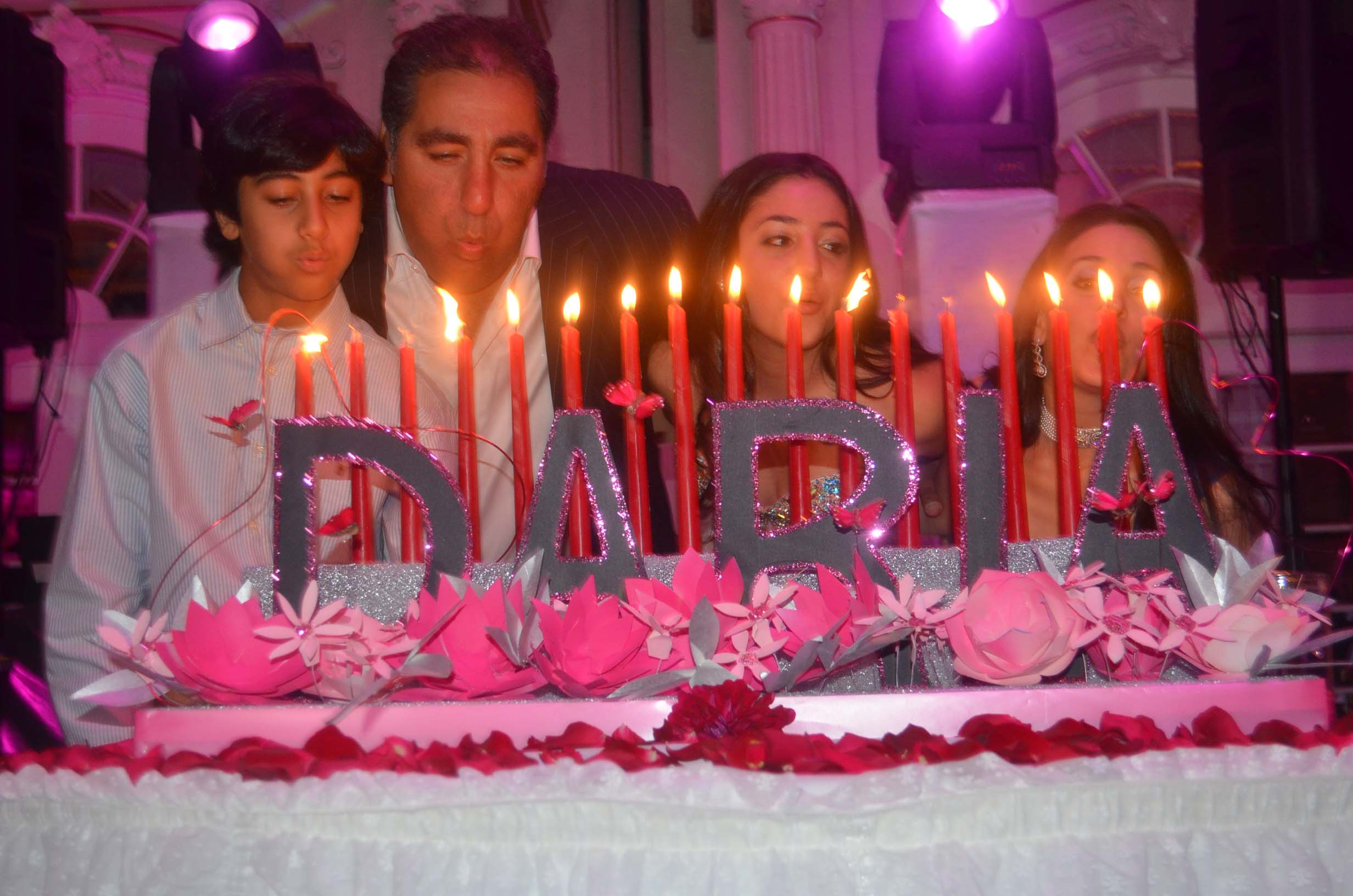 Sweet Candle Lighting