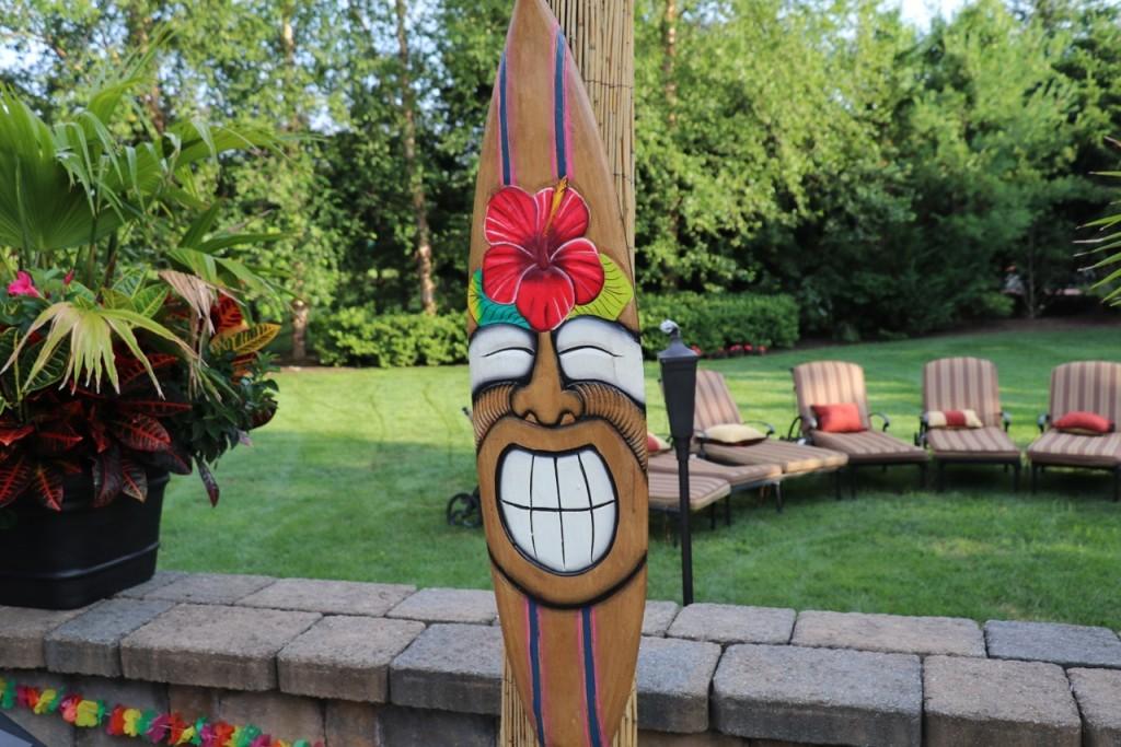 hawaiian-party-mask