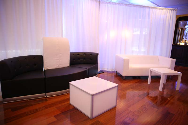 Lounge Furniture and Decor NY | Platinum NYC Events